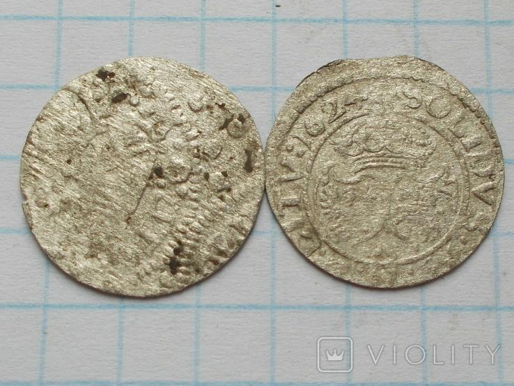 Соліди 1616 та 1624, фото №3