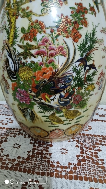 Старинная ваза Китай., фото №8