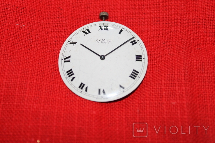 Механизм к часам CAMRO  swiss, фото №2