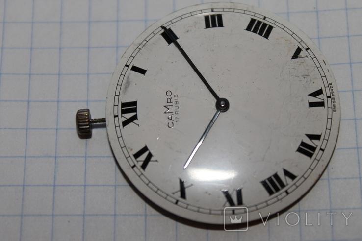 Механизм к часам CAMRO  swiss, фото №3