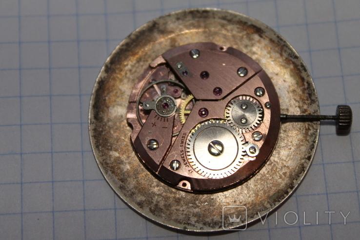 Механизм к часам CAMRO  swiss, фото №4