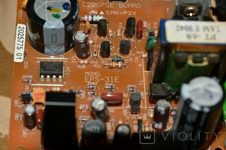 Импульсный блок питания EPSON EPS-31E, фото №4