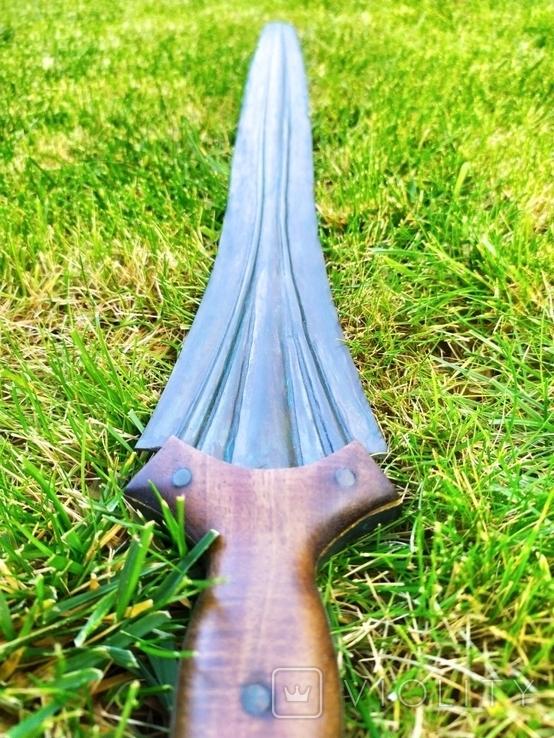 Копия. Кельтский меч. Миндельхейм. Бронза., фото №5