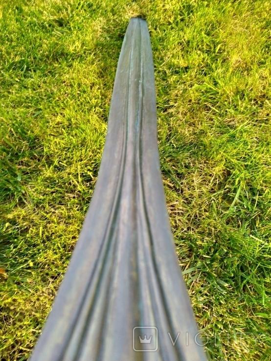 Копия. Кельтский меч. Миндельхейм. Бронза., фото №7