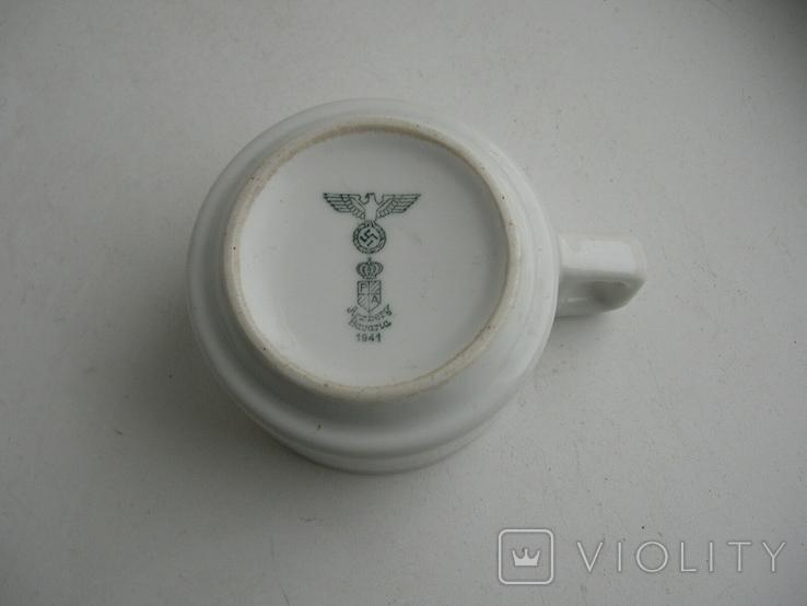 Чашка вермахт, фото №6