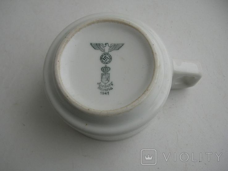 Чашка вермахт, фото №7