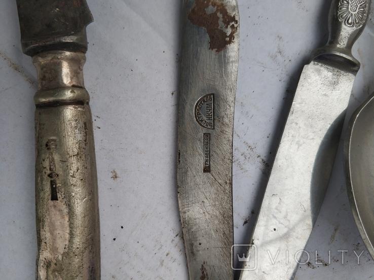 Ложки вилки ножи, фото №5