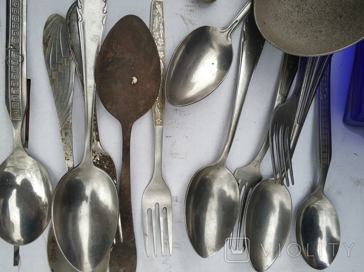 Ложки вилки ножи, фото №8