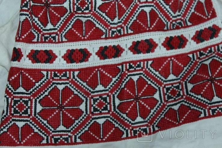 Сорочка вышиванка старинная №49, фото №5