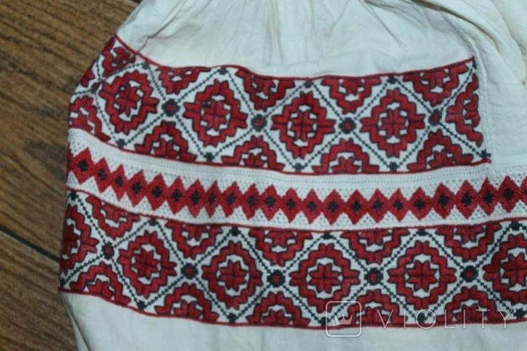 Сорочка вышиванка старинная №48, фото №4