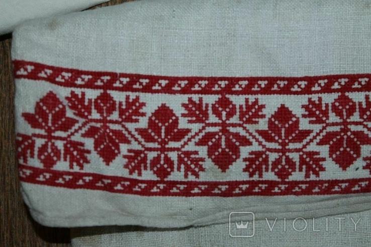 Сорочка вышиванка старинная №48, фото №5