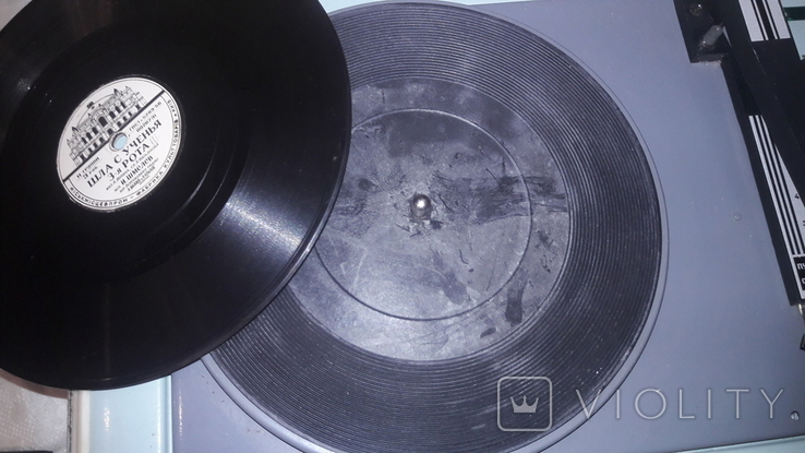 """Электрофон """"Юность-301"""" 1976 г. ГОСТ., фото №3"""