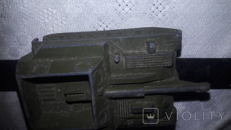 Моделька бронетехники. СССР., фото №3