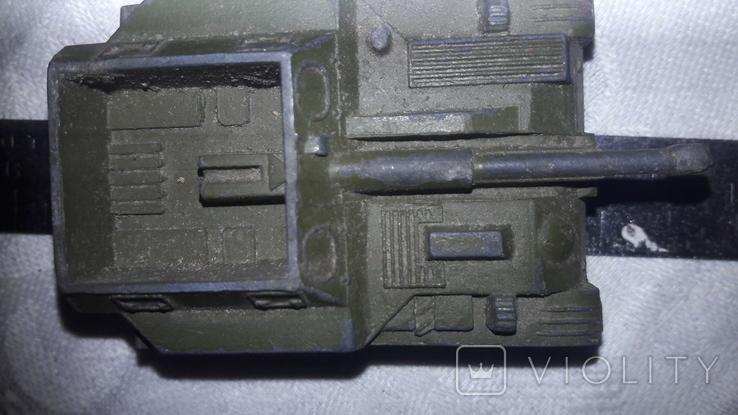 Моделька бронетехники. СССР., фото №2
