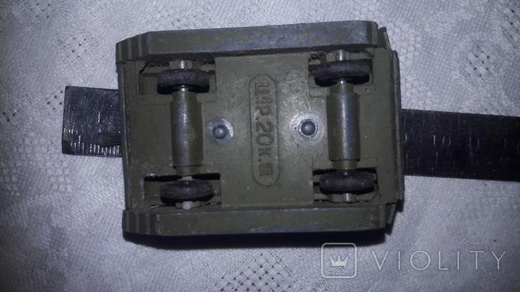 Моделька бронетехники. СССР., фото №4