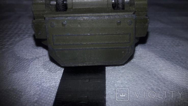 Моделька бронетехники. СССР., фото №5