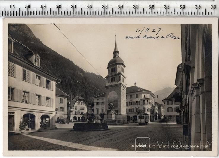 Швейцария. 1927 год.(2), фото №2