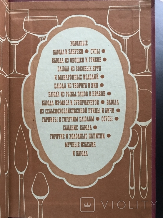 1985 Рестораны в СССР Рецепты Блюда, фото №11
