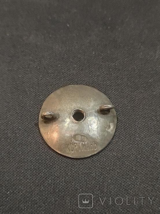 Копия серебряной гайки Кортман ( Кортманъ) ., фото №3