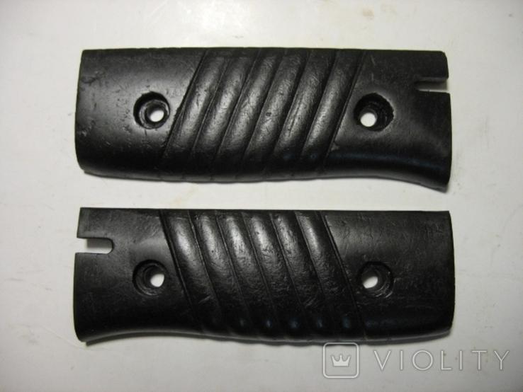 Штык Маузер К-98, накладки рукояти и винты. копия, фото №3