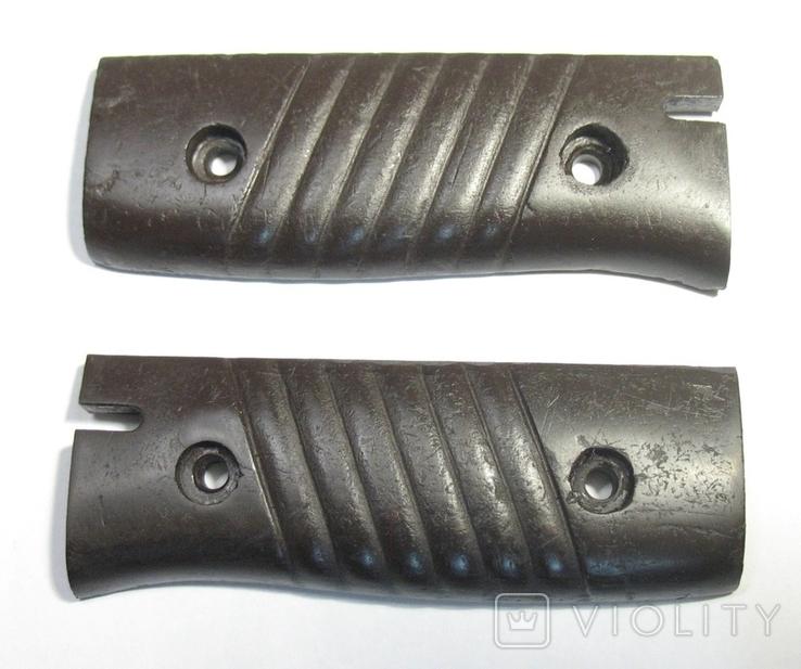 Штык Маузер К-98, накладки рукояти и винты. копия, фото №7