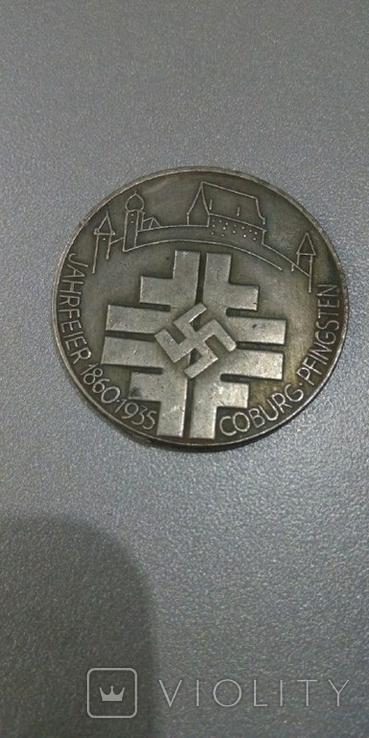 Германия третий рейх 1935 год копия, фото №3