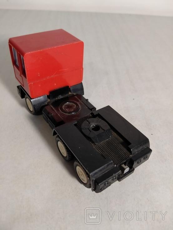 Тягач с прицепом инерционный, фото №9
