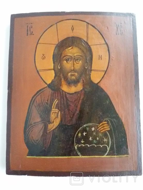 Икона Спаситель, фото №3