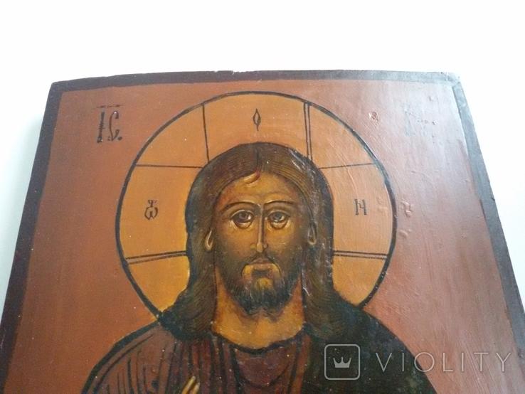Икона Спаситель, фото №4