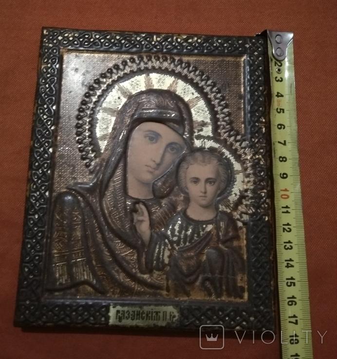 Ікона Пресвятая Богородица, фото №2