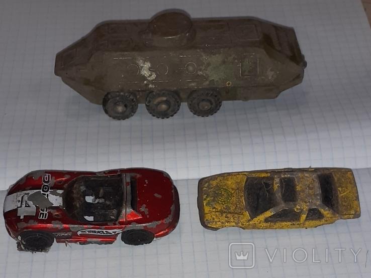 БТР и 2 машинки, фото №2