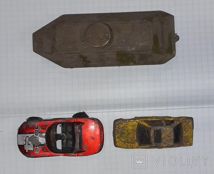 БТР и 2 машинки, фото №4