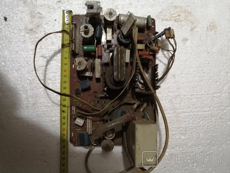 Радіодеталі, плата 15, фото №2