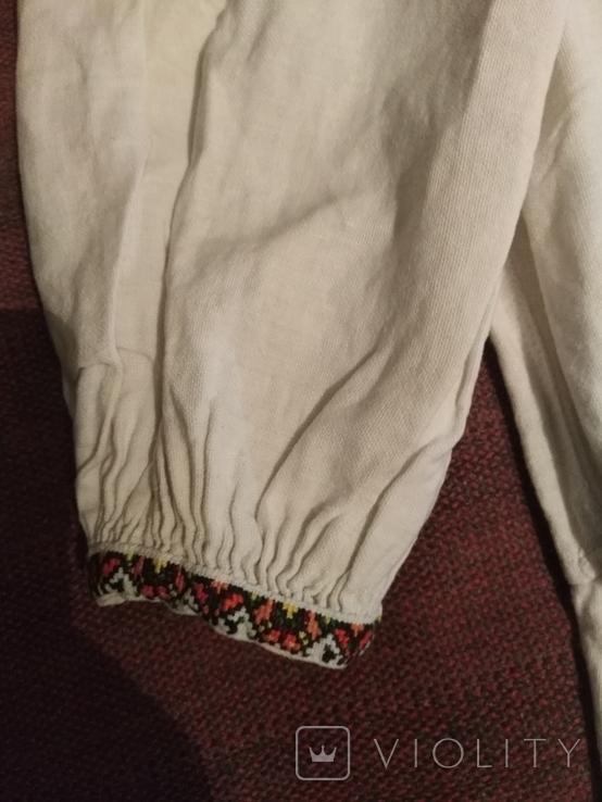 Сорочка вишита давня космацька, фото №3
