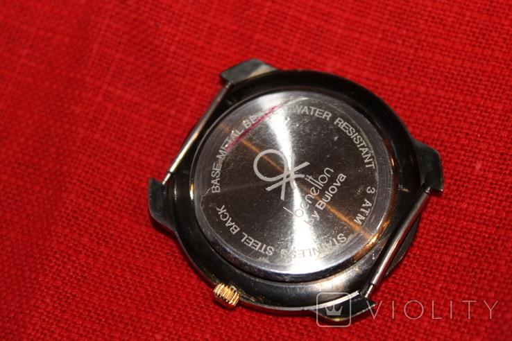 Часы Benetton by Bulova, фото №3