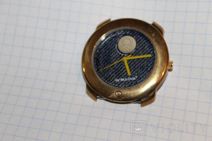 Часы Benetton by Bulova, фото №4