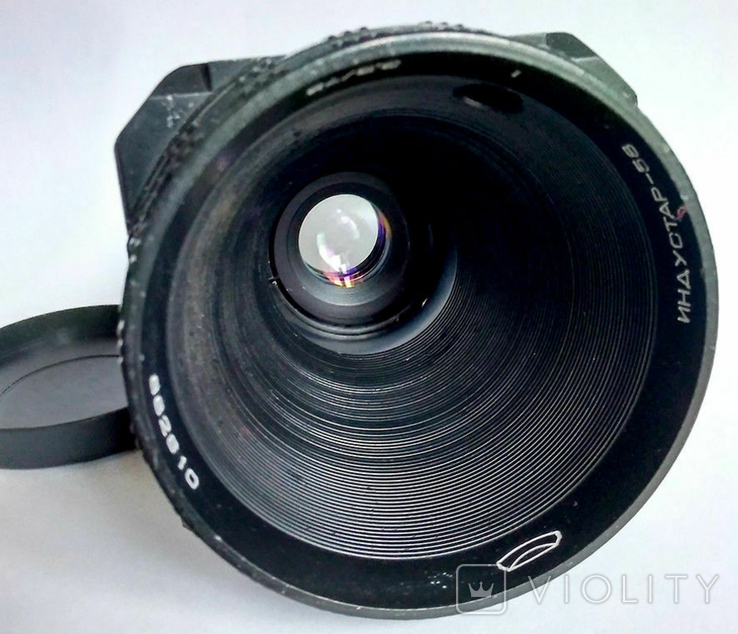 ИНДУСТАР-58 f3.5/75mm, объектив, СССР, фото №3