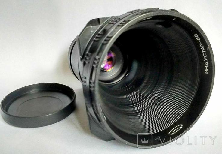 ИНДУСТАР-58 f3.5/75mm, объектив, СССР, фото №13