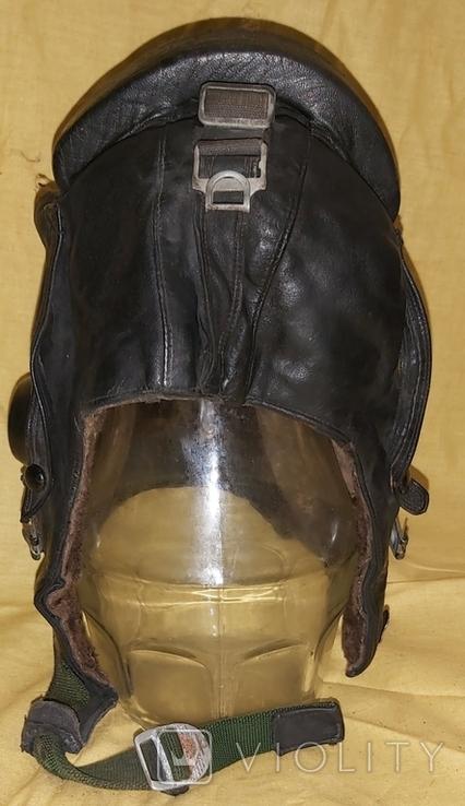 Шлем лётчика, фото №2