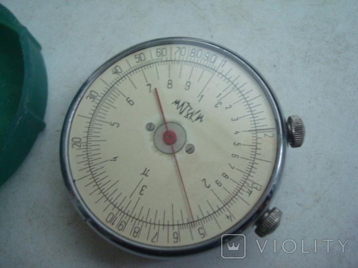 Круговая логарифмическая линейка КЛ-1, фото №6
