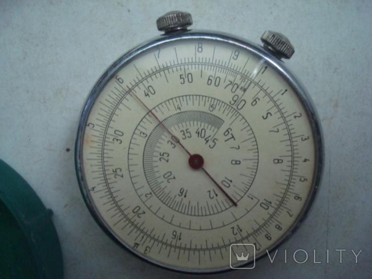 Круговая логарифмическая линейка КЛ-1, фото №8