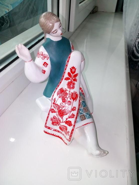 Статуэтка Вышивальщица Киев., фото №6