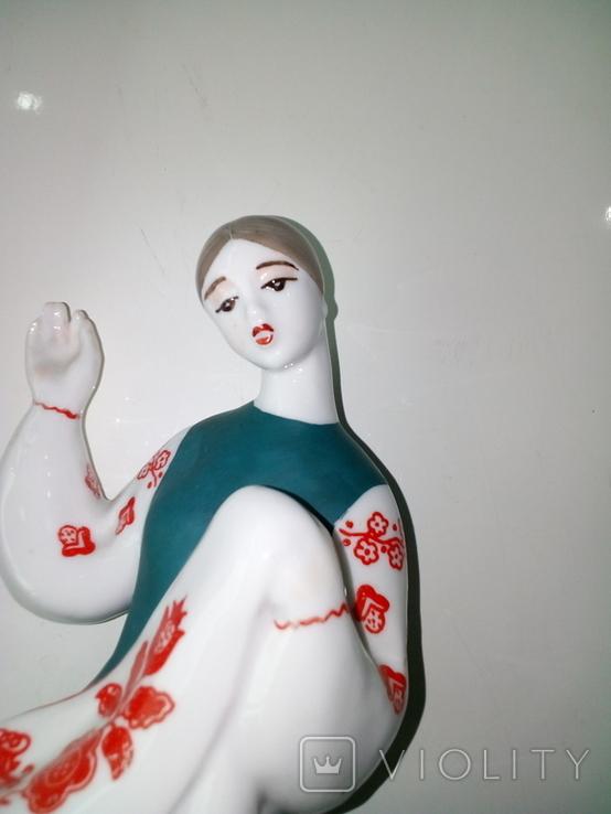 Статуэтка Вышивальщица Киев., фото №8