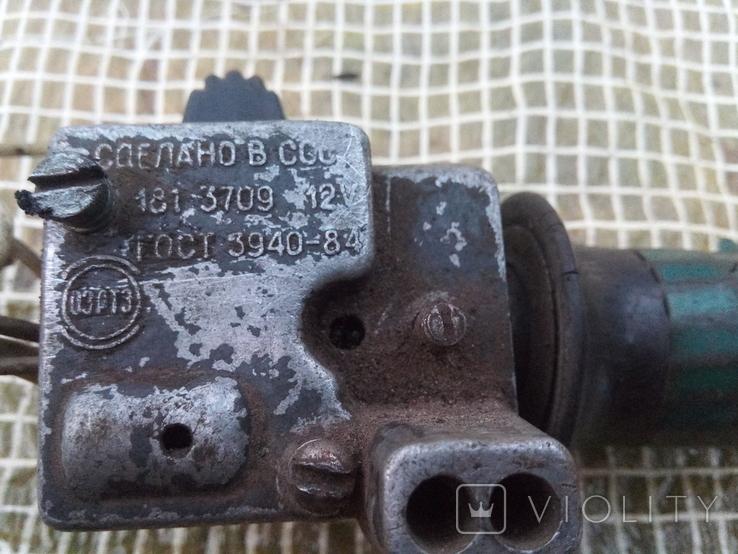 Газова ручка тяжкого мото, фото №3