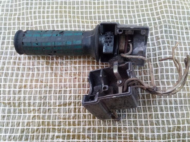 Газова ручка тяжкого мото, фото №4