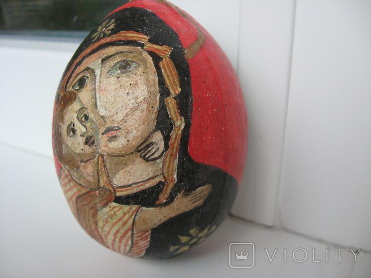 Яйцо пасхальное Х.В., фото №3