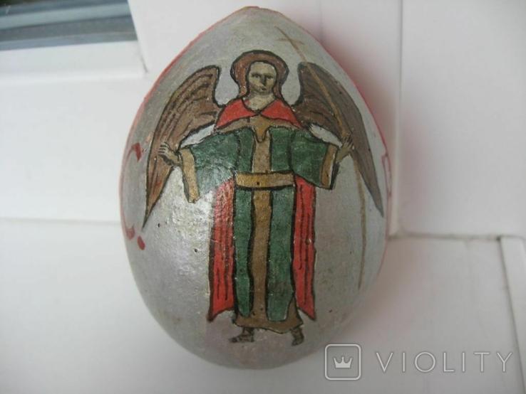Яйцо пасхальное Х.В., фото №5