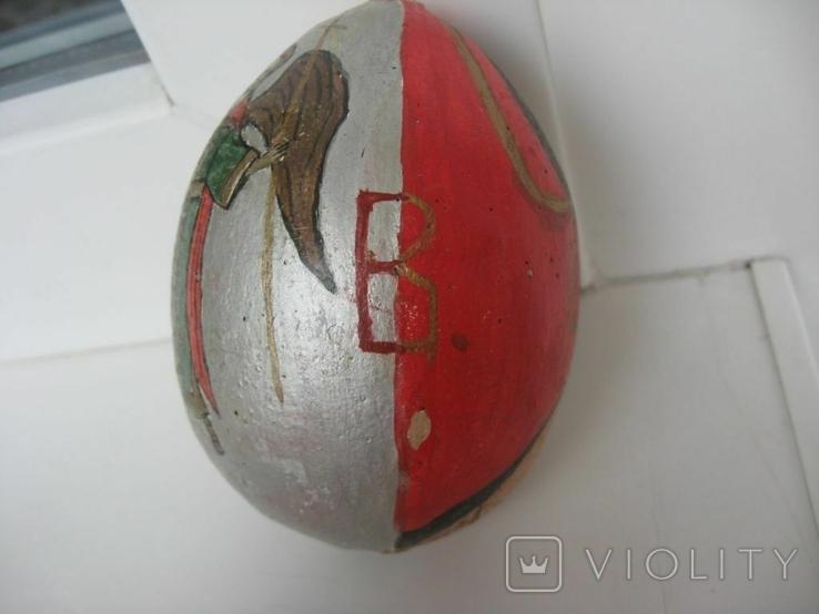 Яйцо пасхальное Х.В., фото №6