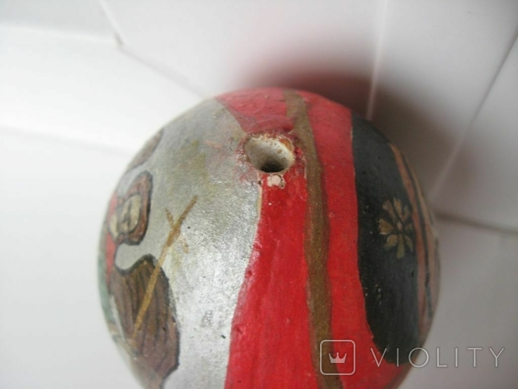 Яйцо пасхальное Х.В., фото №7