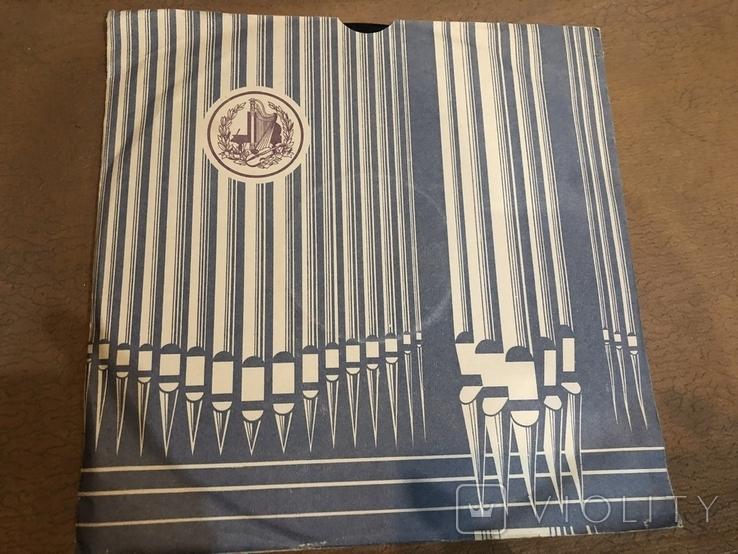 Вольный ветер Дунаевского пластинка 2шт, фото №4